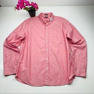 J. Crew •NWT• Slim Fit Dress Shirt size XL